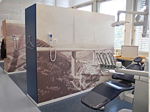 Titelbild: Klinik für Rekonstruktive Zahnmedizin und Gerodontologie